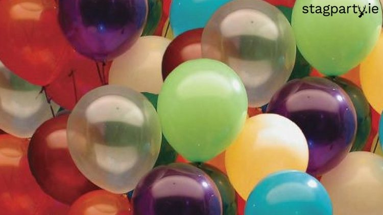 balloon pop game stag party ideas stag party games stags ireland