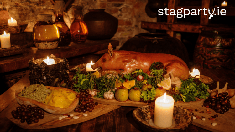 Medieval Feast | Stag Party Ideas | Stag Party Weekend