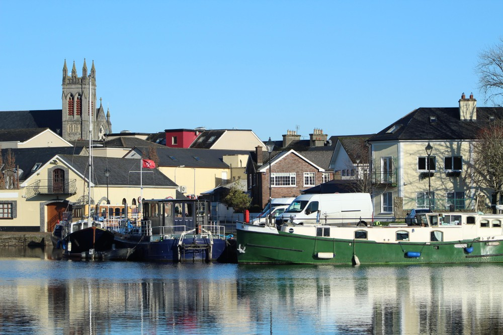 Carrick on Shannon Cube Adventure Package - Leitrim